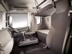 Volvo Globetrotter cab