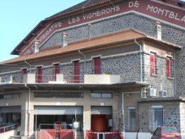 Languedoc wine cooperative