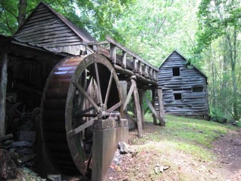 Dellinger Mill - Bakersville, NC.