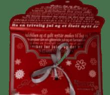 Juledugnad konvolutt