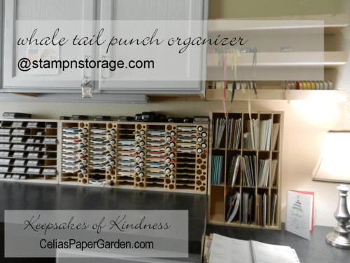 Organize Celia39s Paper Garden