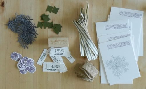 Awesomely Artistic Stampin' Up! Card Idea
