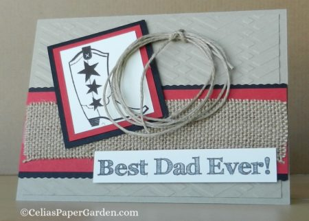 bootiful occasion, celiaspapergarden, father day, card idea, western, texas