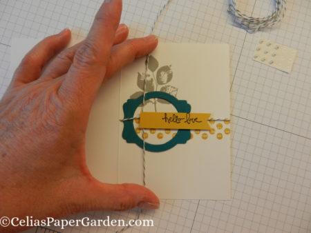 note card, card corsage, step by step, how to, layers, card idea, celiaspapergarden 4