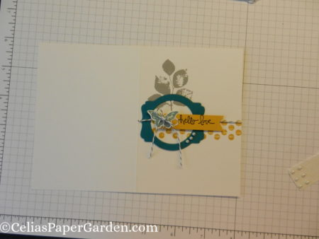 note card, card corsage, step by step, how to, layers, card idea, celiaspapergarden 5