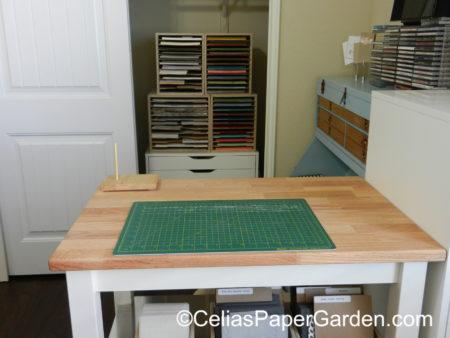 organize, stamps, craft, celiaspapergarden, stamp n storage, stuio 9