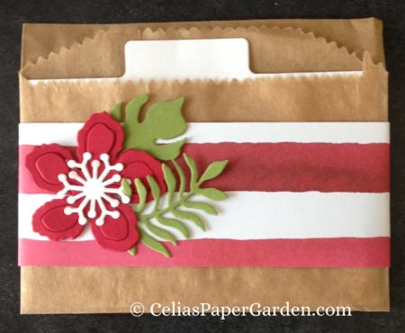 gift card enclosure treat bag celiaspapergarden.com 3