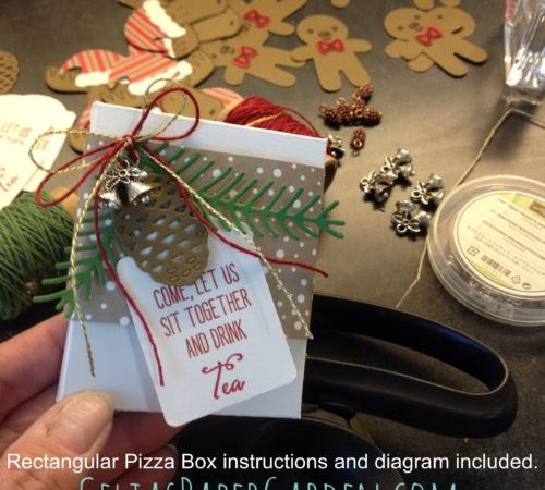 NEW! Rectangular Pizza Box