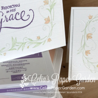 How To Make a Quick Easter Card