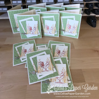 How To Make Chicken Cards