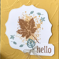 Gorgeous Leaves is One Of THOSE Stamp Sets!