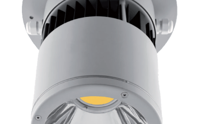 DLN 170 FORTIMO IP54 Surface mounted LED luminaire