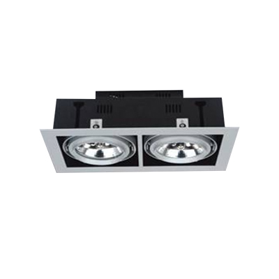 LED AR111 recessed downlighter family