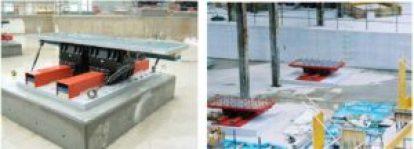 CLB Seismic isolators
