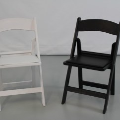 Wholesale Folding Chairs Wedding Chair Covers Doncaster Oxford White Resin Pallet