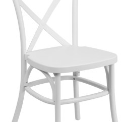 Wood Folding Table And Chairs Church Chair With Kneeler Dover White Resin Cross Back - Stackable