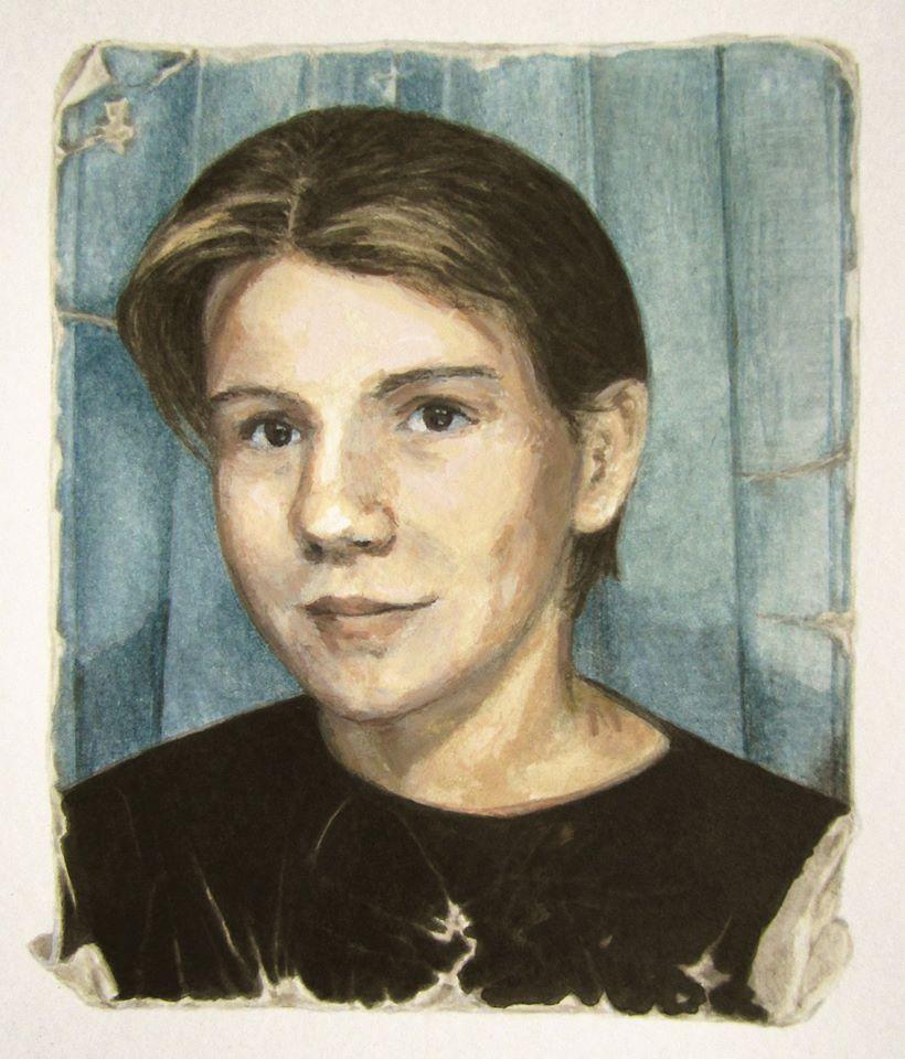 Autoportrait '88