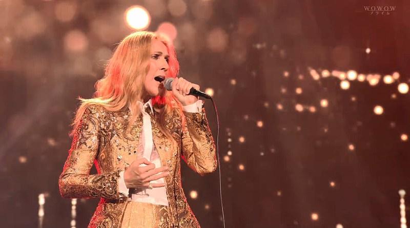 [Video] Veja a transmissão do concerto de Celine Dion em Tokyo