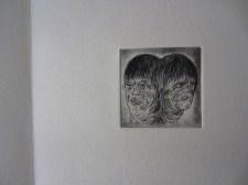 Tsantsas / pointe sèche 4x4cm