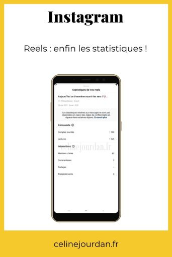 instagram reels statistiques