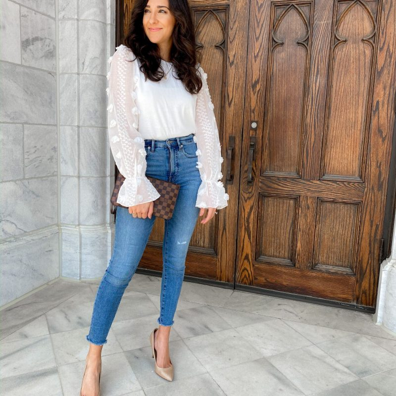 The Best Petite Jeans – EVER