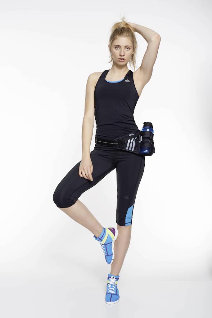 Celine See ADIDAS Model Sportmodel Adidas Fotoshooting Adidasmodel Sportblogger
