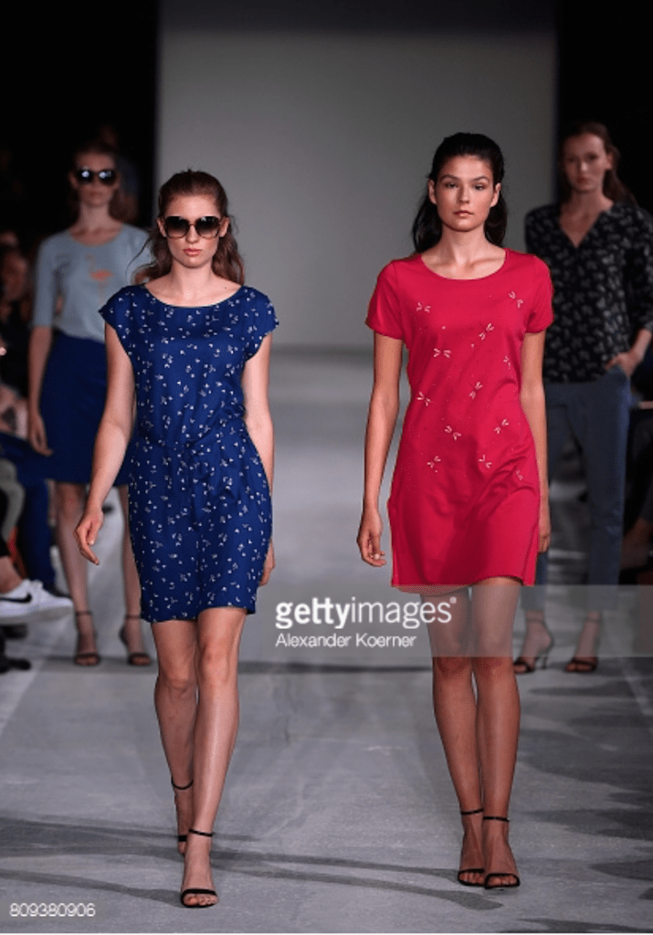 Celine See Mercedes Benz Fashion Week Runway Model Catwal Fashionweek Fashionmodel MBFWB 3