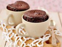 Celinette Cooking - Mug Cake au Nutella