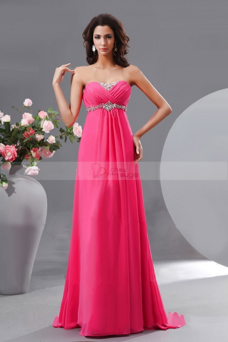 Modele robe soiree