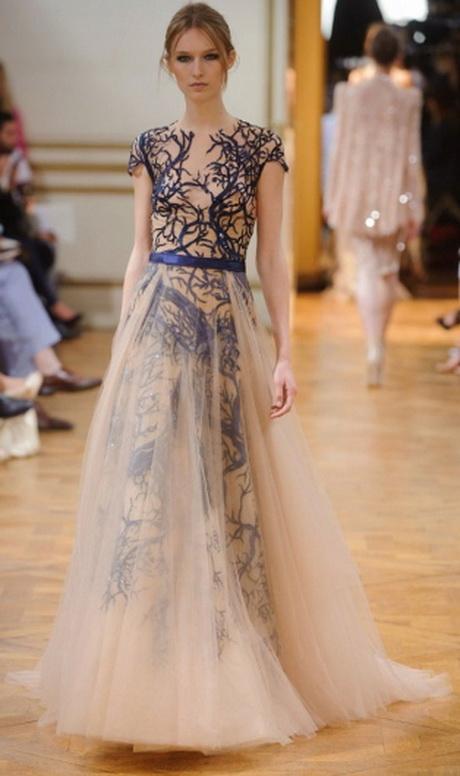Robe De Cocktail Haute Couture