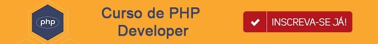 Curso de PHP Developer – Profissional de PHP (CELKE)