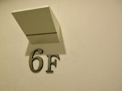 表参道セラサイズスタジオは6階です