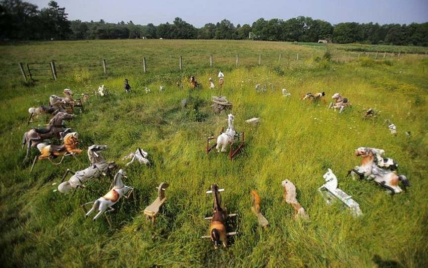 Image result for pictures of ponyhenge