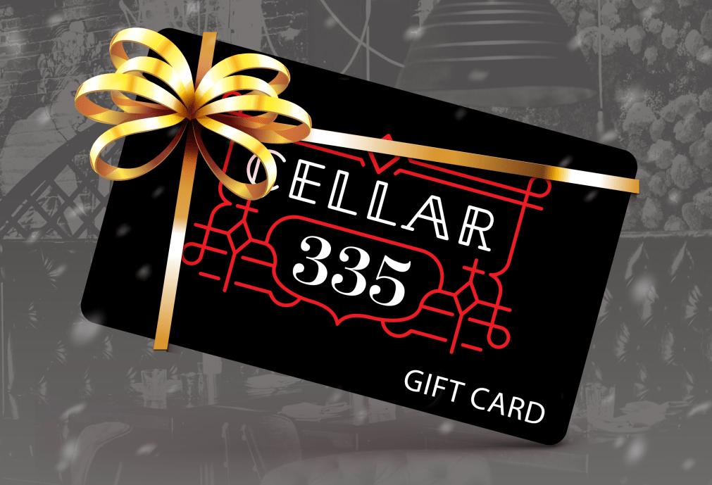 cellar335 gift card