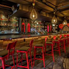 Kitchen Bar Faucets Pull Down 3d Tour Of Jersey City Restaurant: Cellar335