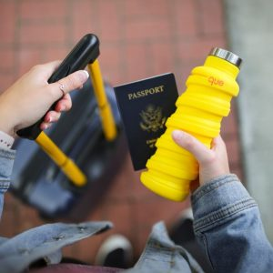 20 oz Collapsible Water Bottle