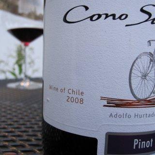 Cono Sur Pinot Noir 2008