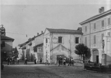 Piazza Umberto I anni '30