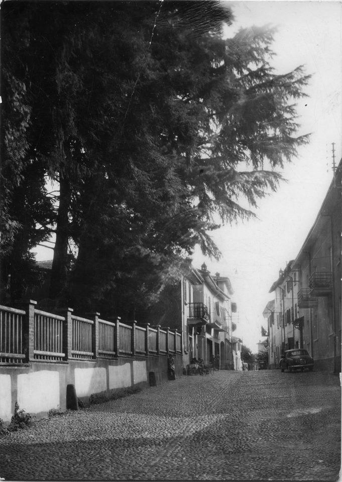 Via Vittorio Emanuele II anni '50
