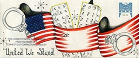 United We Stand envelope