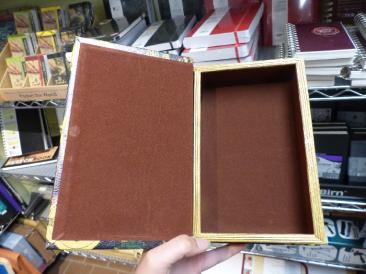 Book box open AD 700