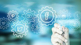How do I secure my social media profile?
