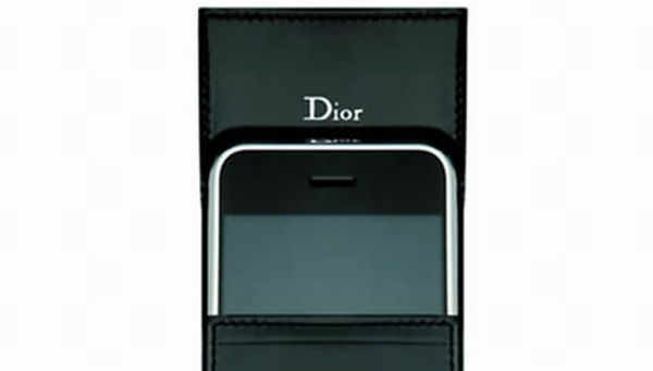 Dior iPhone case