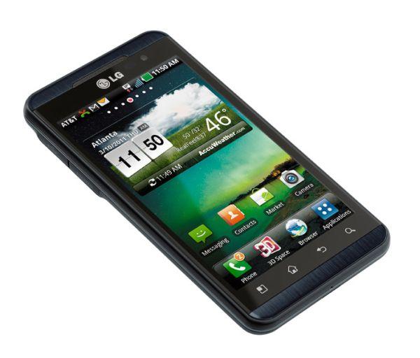 LG Thrill 4G