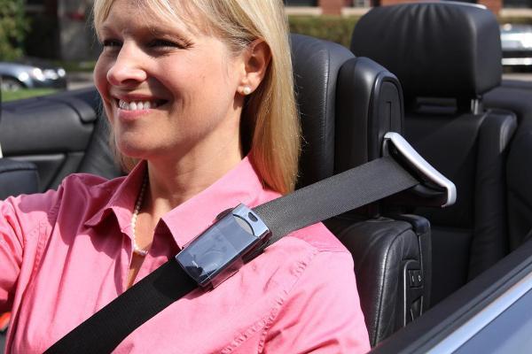 Seat Belt Holder