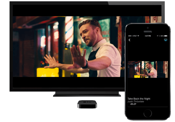Projectify Chromecast app