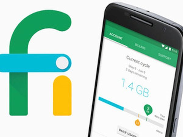 Google's Project Fi cell phone service 1