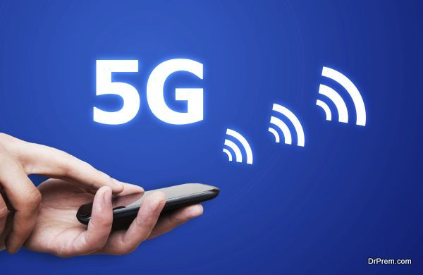 Mobile devices with 5G network standard communication