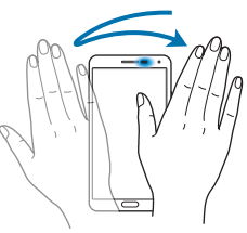 How-to: Galaxy Note 3: All the air gestures that you can do