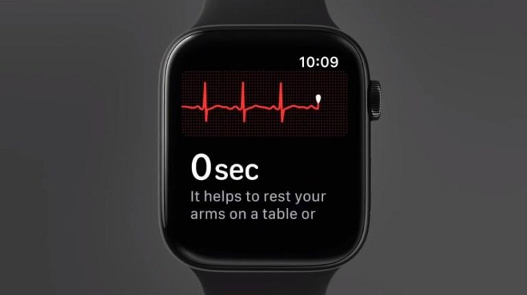 Sforum - Trang thông tin công nghệ mới nhất Apple-Watch-Sereis-ECG-monitor Giải mã sự thành công của Apple Watch: Vô đối trong thị trường smartwatch